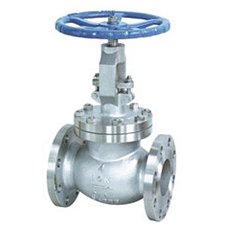 Famat Globe Valves For Shut Off Purpose On A Pipeline