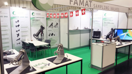 FAMAT at POWTECH 2019