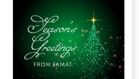 Season's Greetings from FAMAT